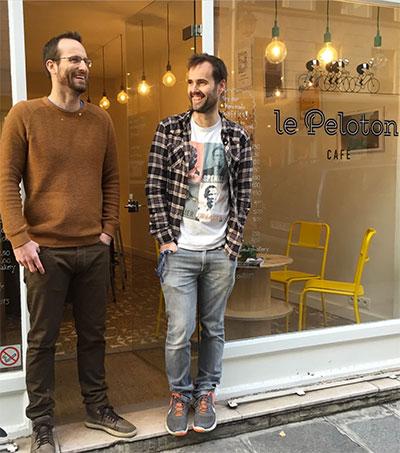 Paul Barron Championing Artisanal Coffee in Paris