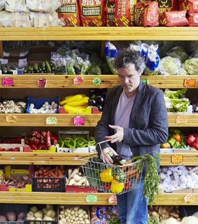 Meet Salad Saviour Chef Peter Gordon