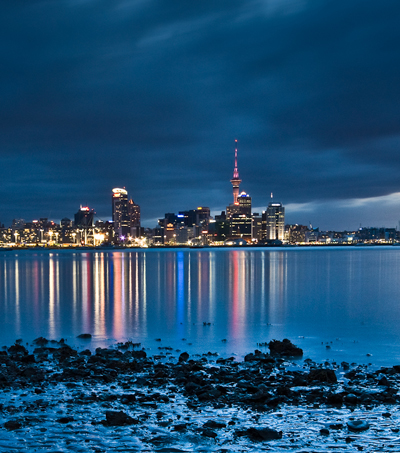 24-Hours in Auckland