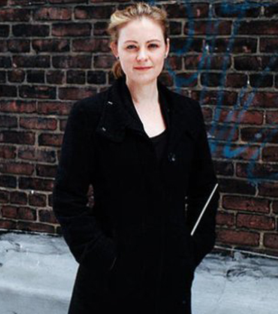 SLSO Appoints Gemma New As Resident Conductor