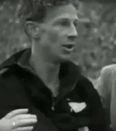 Jack Lovelock, 1500 Metres Final, Berlin Olympics 1936