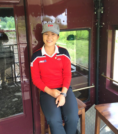 Lydia Ko Named in ESPN World Fame 100 Ranking