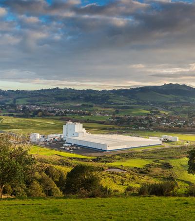 Yashili Production Plant Among Finalists at NZ Property Awards