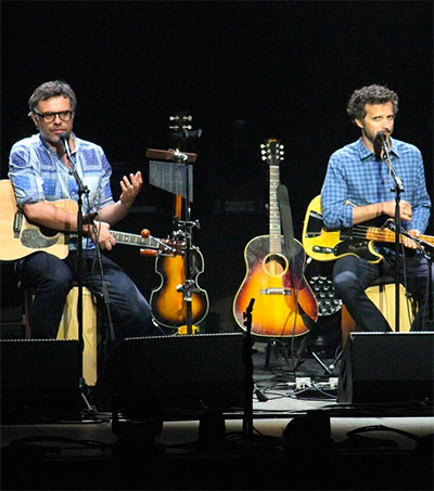 Conchords Kick Off US Tour on High Note