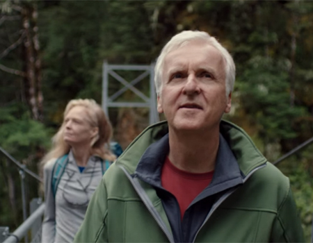 James Cameron – 100% Pure New Zealand