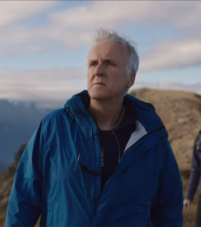 James Cameron Stars in Tourism NZ Campaign