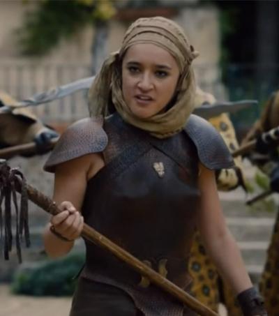 Keisha Castle-Hughes Speechless When Cast Against Jaime Lannister
