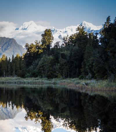 A New Zealand Winter