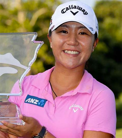 Lydia Ko Cruises to 3rd Title of Season in Arkansas