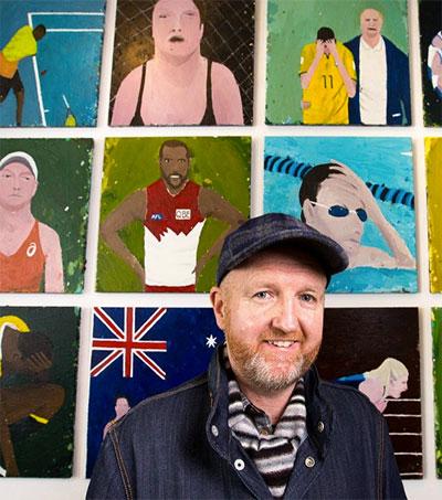 Richard Lewer Wins Basil Sellers Art Prize