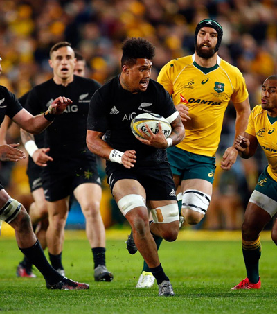 All Blacks Crush Wallabies in All Departments