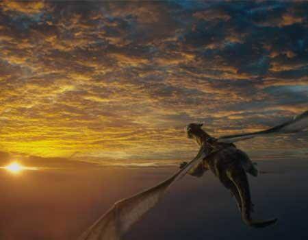 Pete's Dragon – Trailer