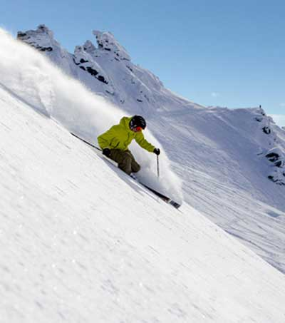 Backcountry Skiing in New Zealand