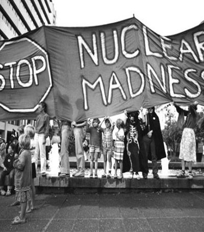 NZ's Anti-Nuke Win Approaches 30th Anniversary