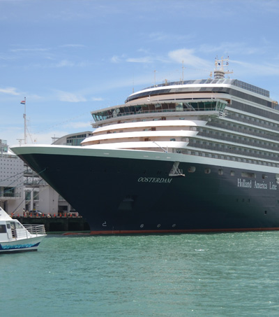 Cruise Industry Growing in New Zealand