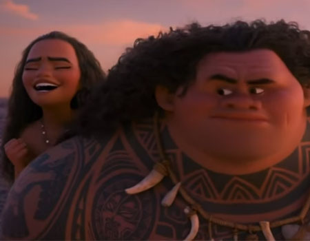 Disney's Moana Trailer 2