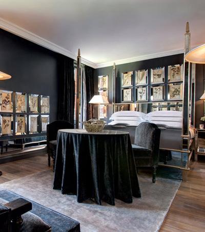 Anouska Hempel Gives London Hotel a Sleek New Makeover