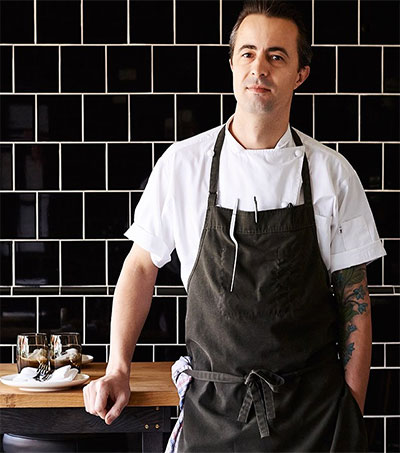 Dave Verheul Chef of the Year  Finalist