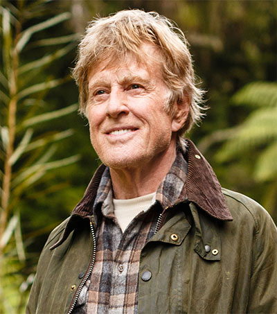 NZ the Way US Used to Be Says Robert Redford