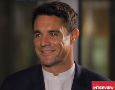 Dan Carter on His Life in France