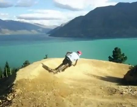A Downhill Rider's Paradise