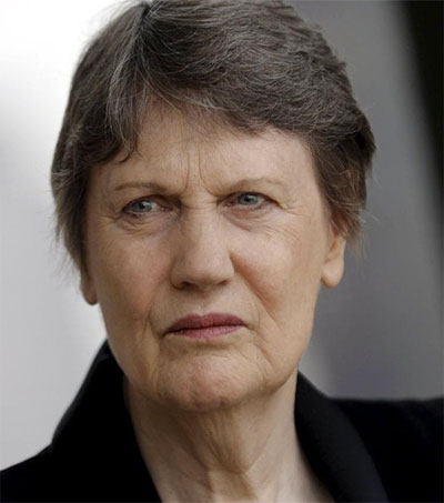 Helen Clark on Why You Should Never Have a Plan B