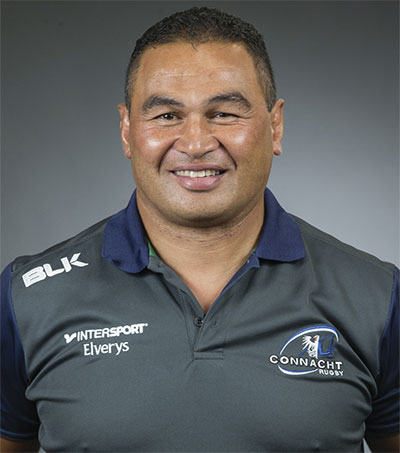 Connacht Rugby's Pat Lam Earns Honorary Degree