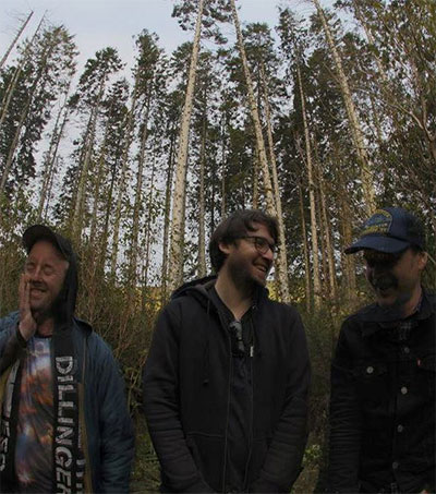 Shifting Sands take Gorgeous Guitar Pop to US