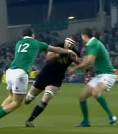 All Blacks Exact Immediate Revenge in Dublin Thriller