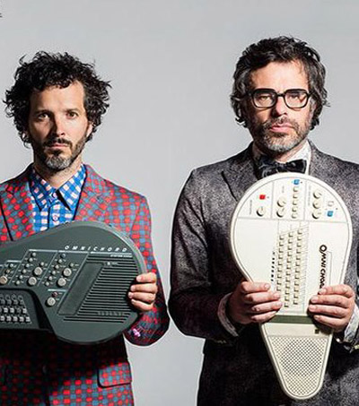 Flight Of The Conchords One of The Best Comedy Bands In History