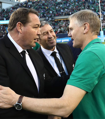 Ireland End New Zealand's Record Streak