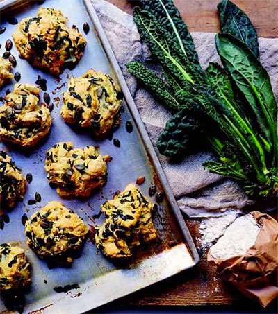 Food Blogger Jessica Prescott's Kale Recipe Wows