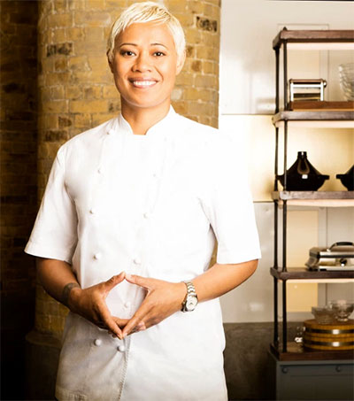 MasterChef's Monica Galetti Back for New Series