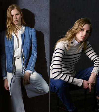 Rebecca Taylor Says Logoff and Buy in Store