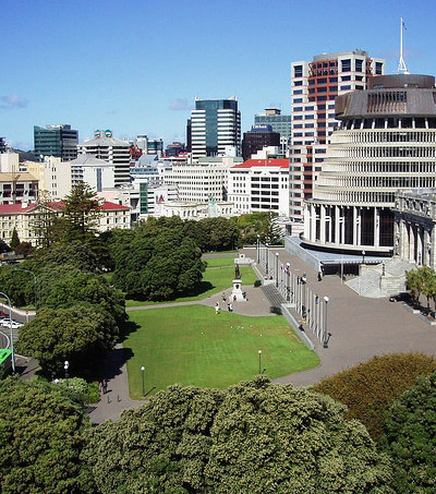 New Zealand's Universities Turn Towards Asia
