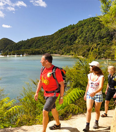 Abel Tasman Covers Heaven on Earth