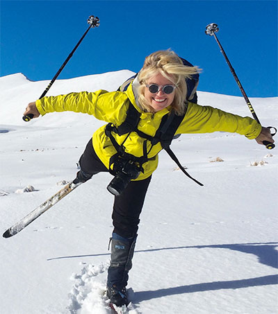 Tekapo Range a Backcountry Skiing Paradise