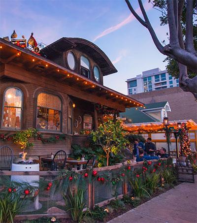 Queenstown Public House a San Diego Find