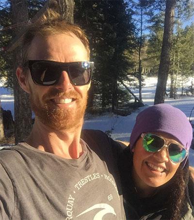 Arizona Snowmaking Help from Shaz Dagan