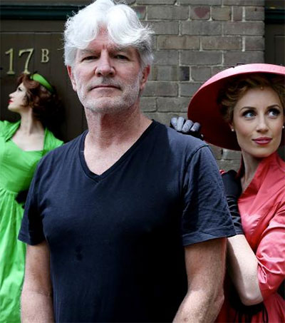 Tim Finn Brings Musical Ladies In Black Home