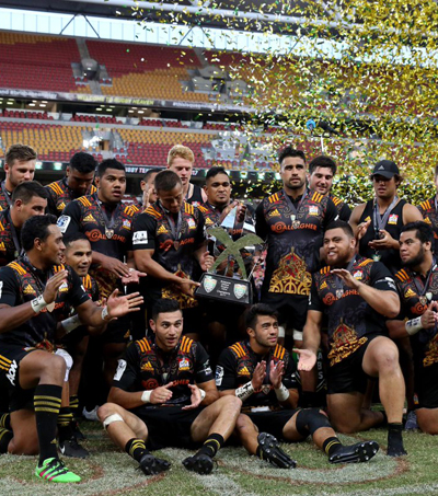 Chiefs Channel Emotional Loss Of Sione Lauaki To Take Out Brisbane Tens Title