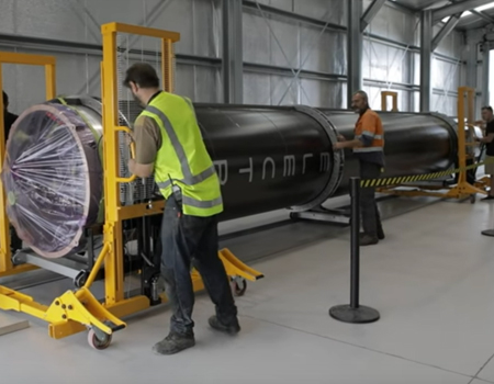 Rocket Lab Preparing for Launch