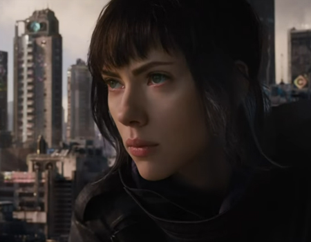 Ghost in the Shell Trailer 2