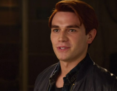 KJ Apa Interview