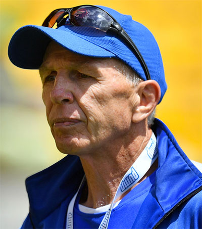 Samoa Aims for Success With Gordon Tietjens