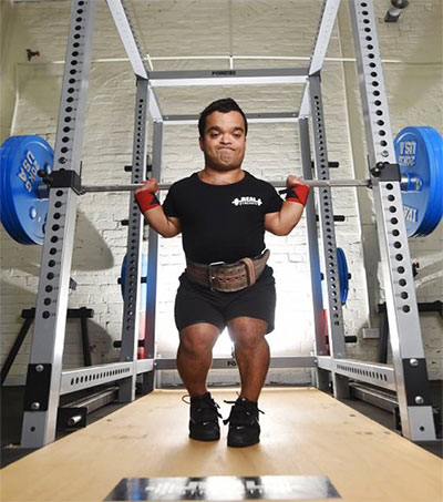 Powerlifter Kevin Gray Breaking Big Records