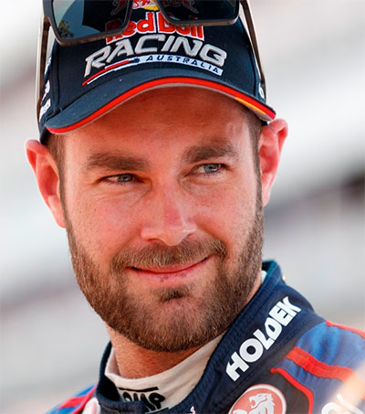 Supercars Champ Shane Van Gisbergen in Gear