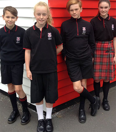 Dunedin School Offers Same Uniform to All