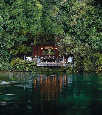 Remote Luxury Lodges on the Very Edge