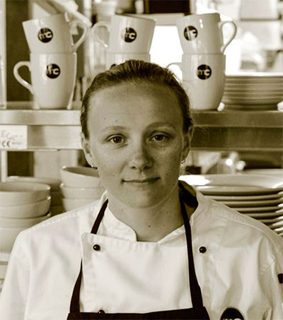 Kirsten Gilmour Cooks up Café Culture in Cairngorms